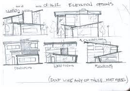 sketch 016 january 16 south front elevation based on f u2026 flickr