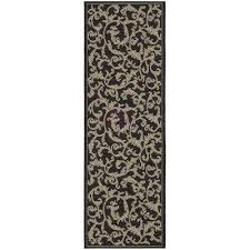 Outdoor Rug Runner Runner 3 And Larger Outdoor Rugs Rugs The Home Depot