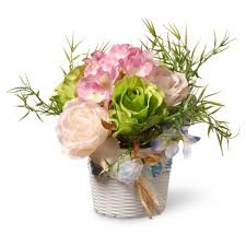 potted flowers 7 potted flower assortment national tree company target