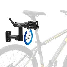 Bike To Work Week Presented by Amazon Com Bikehand Bicycle Bike Wall Mount Repair Rack Stand