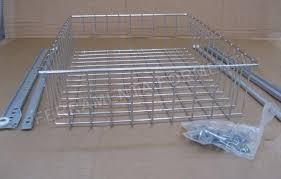 cassetti per cucina cesto estraibile per cassetto mobile cucina ecc spalla 16 18mm