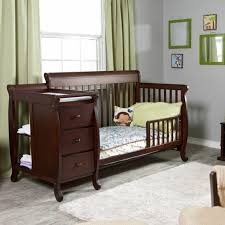 nursery decors u0026 furnitures crib with changing table and