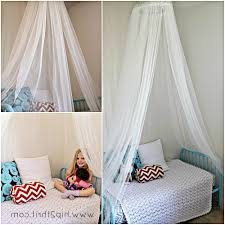 How To Make Your Bed Comfortable by Teens Room How To Make A Ceiling Canopy Ehow Within Craftaholics