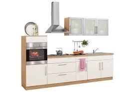 küche mit e geräten küchenzeile aachen mit e geräten breite 290 cm otto