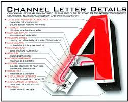 the 25 best channel letters ideas on pinterest sign design