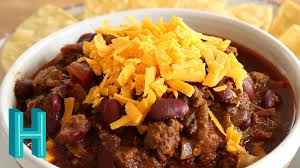 chili cuisine chili with beans hilah cooking
