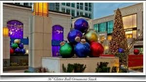commercial christmas decorations youtube
