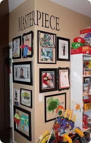 93 best displaying kids art work images on pinterest kid art