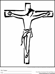 coloring jesus cross coloring pages cross coloring pages printable jesus