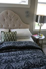 Grey Tufted Headboard Bedroom Grey Tufted Headboard In Bedroom Keyword29 Beds And