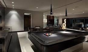 dining hall furniture pool table room design ideas basement pool