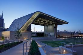 home theater design nashville tn riverfront park u0026 ascend amphitheater architect magazine