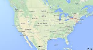 map usa states los angeles where is new york state on map usa world easy guides