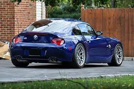 bmw z4 m coupe calichase s interlagos blue z4 m coupe build thread