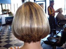 back view of wedge haircut stacked wedge haircut pictures hairstyles ideas
