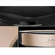 laser home theater projector jmgo s1 pro laser projection short focal intelligent projector 3d