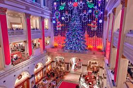 Best Shops For Christmas Decorations by The Top Places To View Holiday Lights In Philadelphia U2014 Visit