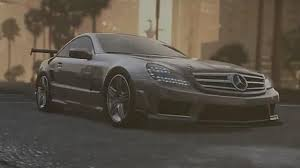 mercedes crew image mercedes sl 65 amg front side jpg the crew wiki