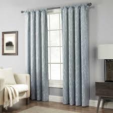 pinehurst rod pocket window curtain panel bed bath u0026 beyond
