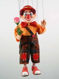 clown puppets for sale buy clown marionette puppet online size 18 code rk029