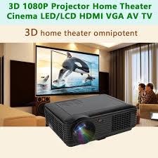 projector home theater 7000 lumens led projector home theater projector usb tv 3d hd