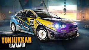 mobil balap liar keren asphalt xtreme rally racing apl android di google play