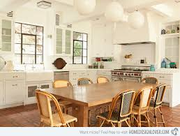 Eat In Kitchen Design Ideas Eat In Kitchen Design Ideas Indelink