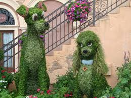 Beautiful Gardens In The World Friday Favorites Epcot Flower And Garden Festival Topiaries