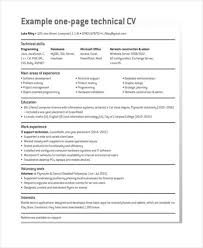 simple one page resume template 28 templates simple sle resume