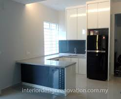 Kitchen Design Malaysia Rawang Semi D Dry Kitchen Interior Design And Renovation