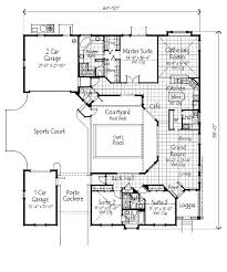porte cochere house plans 3 bed 2 1 2 bath with porte cochere and quilting studio on one