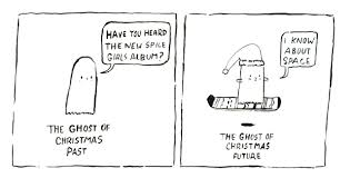 The Ghost Of Halloween by Julia Pott
