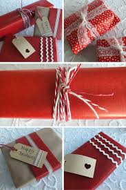 gift wrapping ideas for christmas presents the nice nest