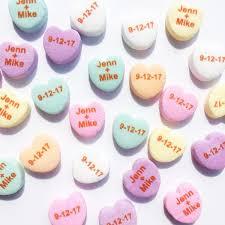 sweet hearts candy custom candy hearts 350 hearts mycustomcandy