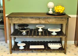 Pallet Kitchen Island by Good Looking Diy Kitchen Island Plans Screen Shot 2011 02 05 At