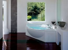 bathroom design trends 2013 bathroom serene white bathroom with outside garden view filled