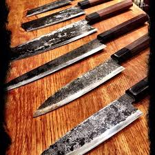 custom japanese kitchen knives 67 best kajiya images on custom knives kitchen knives