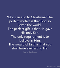 christmas giving quotes like success