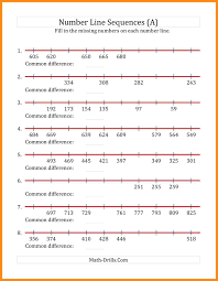 6 mixed numbers on a number line lvn resume