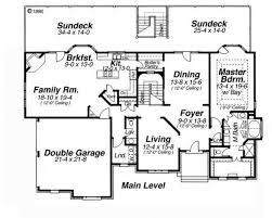 dillion lake house plans home builders floor plans blueprints