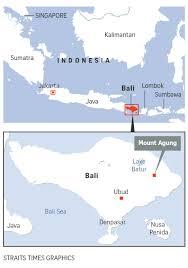 earthquake bali 2017 bali officials say resort island remains safe despite heightened