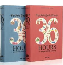 New York The Travelers Gift images Taschen the new york times 36 hours in europe 500 orbitz jpg