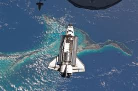 North Dakota how fast does the space station travel images Atlantis last shuttle launch
