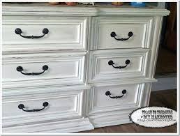 distressed white dresser white distressed white dresser with