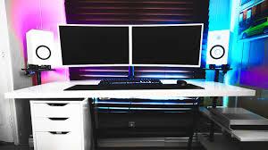 Insane Dual Monitor Photographer Setup Setup Spotlight Youtube
