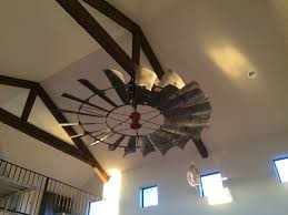 Unusual Ceiling Fans by Create A Conversation Piece Windmill Ceiling Fans Are A Unique