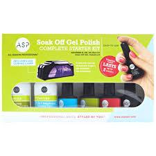gel nail light sally s beauty asp soak off gel nail polish starter kit gel nail polish sally
