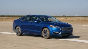 picture ford fusion 2017 ford fusion hybrid review roadshow