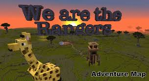 Stampy Adventure Maps We Are The Rangers 1 9 Conservation Adventure Map Trailer Youtube