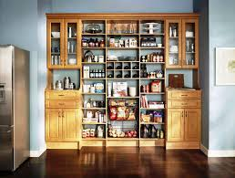 the better free standing kitchen pantry for your kitchen improvements